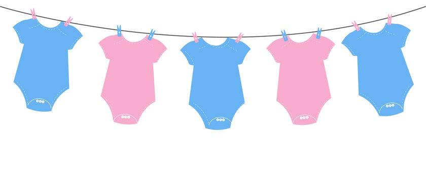 Baby body. Baby gender reveal