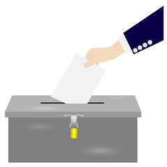 Voting symbol vector design