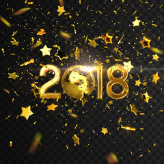 2018. Happy New Year.