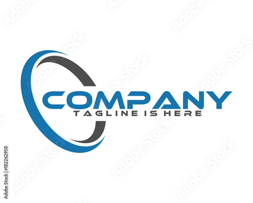 Circle Generic Logo Company Stock Image And Royaltyfree Vector - Generic company logo free