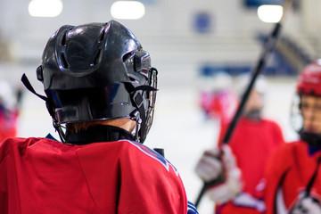active men's hockey