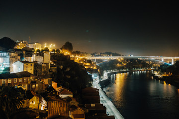 Porto by Night - Porto bei Nacht