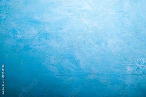 Lite Blue Vintage Background With Color On Wooden Background
