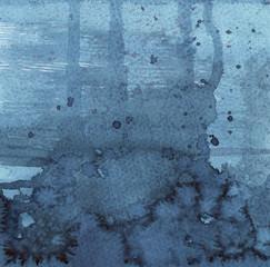 Texture sfondo acquerello blu
