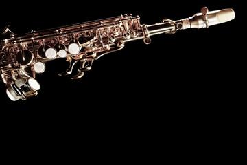 Papiers peints Musique Saxophone soprano sax jazz instruments