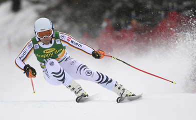 Alpine Skiing: Lake Louise FIS  World Cup Skiing - Men's Super G