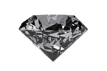Diamond with an alpha channel