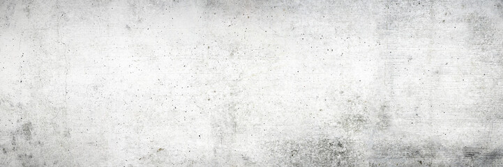 Old white concrete wall texture with wood grain for background