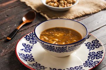 Delicious Lentil Soup
