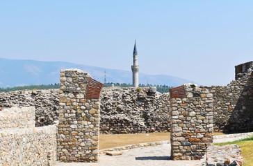 Castle Skopje Makedonia Europe