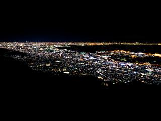 1000万ドルの夜景(神戸・掬星台)