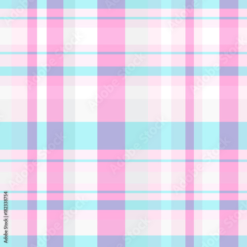 Seamless Multicolored Pattern Background Abstract