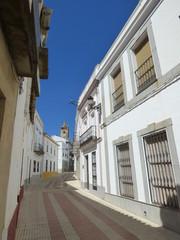 Higuera la Real, pueblo español, perteneciente a la provincia de Badajoz ( Extremadura, España)