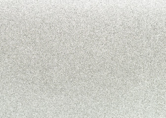 Silver glitter texture background of light white grey metallic Christmas holiday decoration backdrop design element