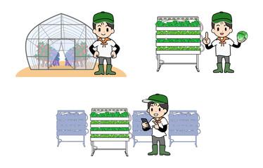 農業-農園
