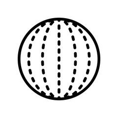 3D GUI - Sphere - (Outline)