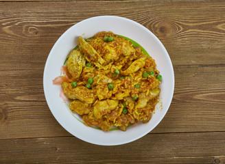 arroz chaufa de pollo