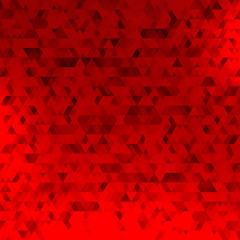 Abstract colorful vector background. Ruby design template