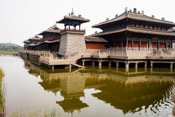 Ming Dynasty compound