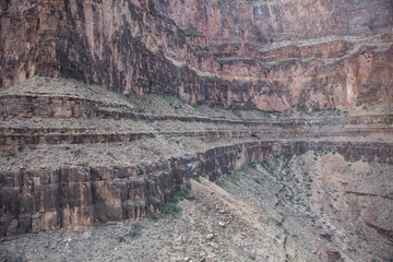 The geological wonder of the Grand Canyon