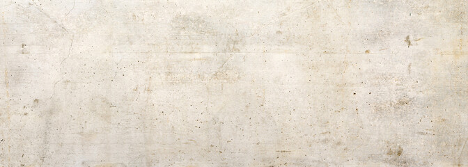 Old concrete wall texture with wood grain as background