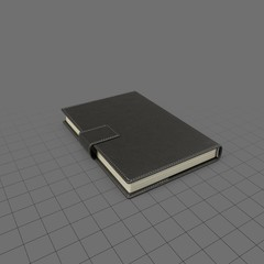 Journal with tab