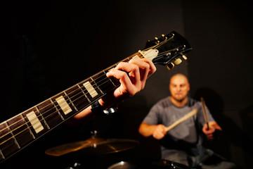 Guitar's grif