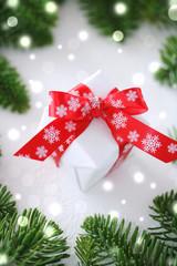 クリスマスプレゼント オレゴンモミの枝