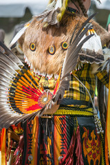Traditional Native American Ceremonial Clothing
