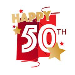 Happy 50th Birthday