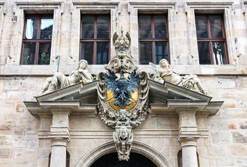 Alte Rathaus - Old town hall - Nuremberg - Germany
