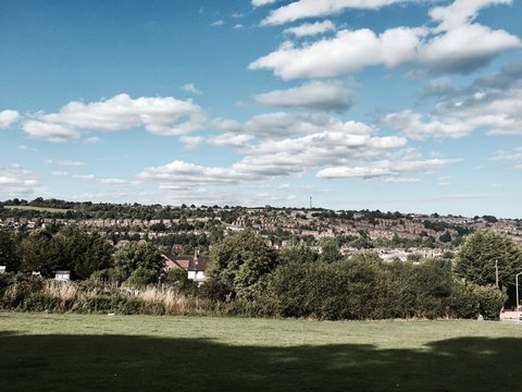 Hill in High Wycombe