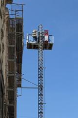 Construction Site Elevator