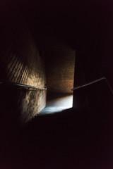 Burnt Stairwell
