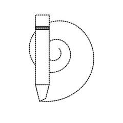 marker utensil icon image