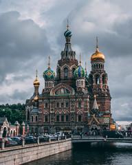 Poster Bridges St. Petersburg
