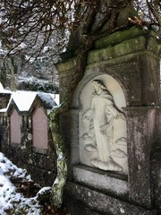 Friedhof in Süddeutschland