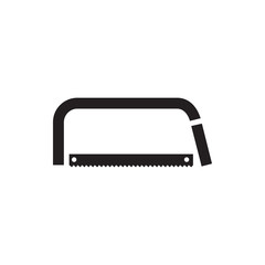 hacksaw icon illustration