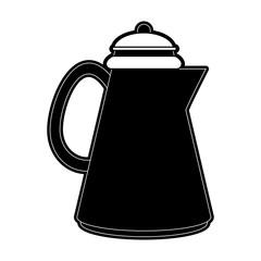 Drink in jar icon vector illustration graphic design