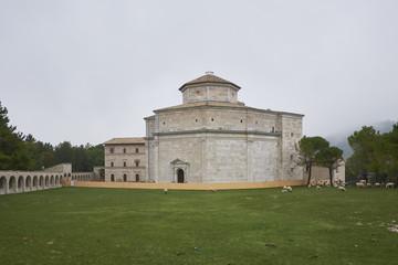 Santuario di Macereto, Visso