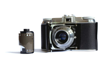 Macchina Fotografica Vecchia Vintage Camera