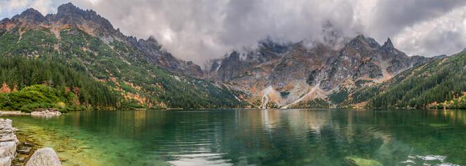 Morskie Oko, Tatry,  Zakopane