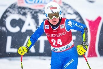 Alpine Skiing: 2017 Lake Louise Audi FIS Skiing Ladie's Downhill Training