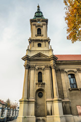 The Church of the Assumption in Pancevo