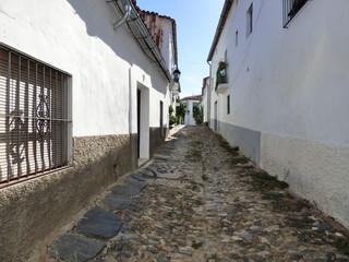 Linares de la Sierra, pueblo de Huelva, Andalucía (España)