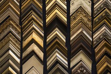 Decorative frame samples