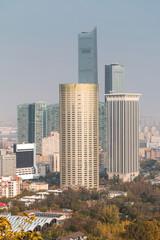 China Dalian city landscape