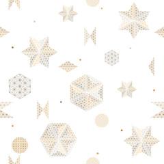 Japanese pattern vector. Geometric background.