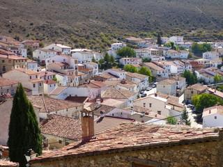 Huelamo,pueblo de Cuenca ( Castilla la Mancha, España)