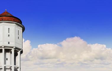 Emder  Wasserturm